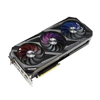 ASUS GeForce RTX 3070 ROG Strix Overclocked Triple-Fan 8GB GDDR6 PCIe 4.0 Graphics Card