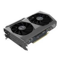 Zotac GeForce RTX 3070 Twin Edge Overclocked Dual Fan 8GB GDDR6 PCIe 4.0 Graphics Card