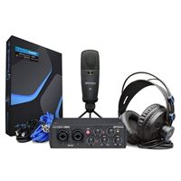 PreSonus AudioBox 96 Studio Hardware & Software Recording Kit - 25th Anniversary Edition