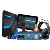 PreSonus AudioBox iTwo Studio - 2x2 USB/iPad Recording System