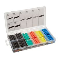 Performance Tools Heat Shrink Tubing Set - 120 Piece