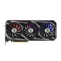 ASUS GeForce RTX 3060 Ti ROG Strix Overclocked Triple-Fan 8GB...