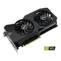 ASUS GeForce RTX 3060 Ti Dual Dual-Fan 8GB GDDR6 PCIe 4.0...