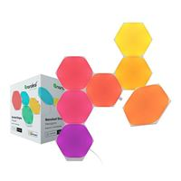 Nanoleaf Shapes Hexagons Smarter Kit (7 panels) - Multicolor