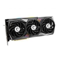 MSI GeForce RTX 3060 Ti Gaming X Trio Triple-Fan 8GB GDDR6 PCIe...
