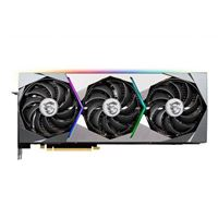 MSI GeForce RTX 3080 SUPRIM X Overclocked Triple-Fan 10GB GDDR6X PCIe 4.0 Graphics Card