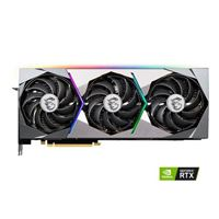 MSI GeForce RTX 3090 SUPRIM X Overclocked Triple-Fan 24GB GDDR6X PCIe 4.0 Graphics Card