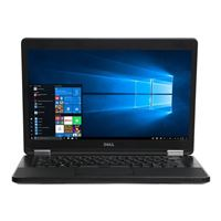 "Dell Latitude E5450 14"" Laptop Computer Off Lease - Black"