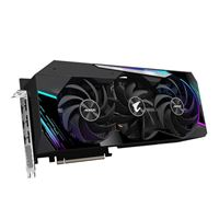 Gigabyte GeForce RTX 3090 AORUS Master Overclocked Triple-Fan 24GB GDDR6X PCIe 4.0 Graphics Card