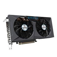 Gigabyte GeForce RTX 3060 Ti Eagle Overclocked Dual-Fan 8GB GDDR6 PCIe 4.0 Graphics Card