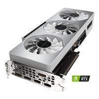 Gigabyte NVIDIA GeForce RTX 3090 VISION Overclocked Triple-Fan 24GB GDDR6X PCIe 4.0 Graphics Card