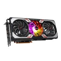 ASRock AMD Radeon RX 6800 Phantom Gaming Overclocked Triple-Fan 16GB GDDR6 PCIe 4.0 Graphics Card