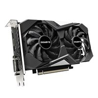 Gigabyte NVIDIA GeForce GTX 1650 Windforce Overclocked Dual-Fan 4GB GDDR6 PCIe 3.0 Graphics Card