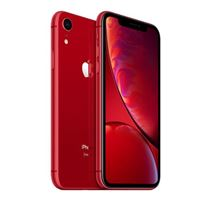 Apple iPhone XR Unlocked 4G LTE - Product Red (Refurbished) Smartphone