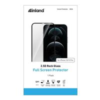 Inland 2.5D Rock Glass Screen Protector for iPhone 12/ 12 Pro