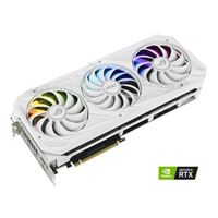 ASUS NVIDIA GeForce RTX 3080 ROG Strix White Overclocked...