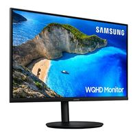 "Samsung T70 27"" WQHD 75Hz HDMI DP FreeSync IPS LED Monitor"