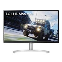 "LG 32UN550-W.AUS 31.5"" UHD 60Hz HDMI DP FreeSync HDR LED Monitor"