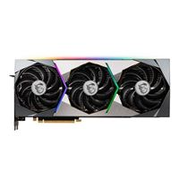 MSI NVIDIA GeForce RTX 3070 SUPRIM X Overclocked Triple-Fan 8GB GDDR6 PCIe 4.0 Graphics Card