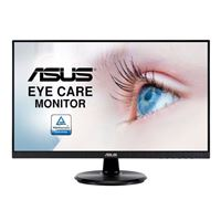 "ASUS VA24DQ 23.8"" Full HD 75Hz HDMI VGA DP FreeSync/ G-Sync Compatible Eye Care Frameless IPS LED Monitor"