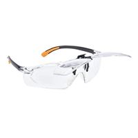 Carson Optical VM-20 Safety Glasses with Flip-up Lens 1.5x