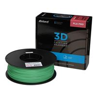 Inland 1.75mm Green PLA Pro 3D Printer Filament - 1kg Spool (2.2 lbs)
