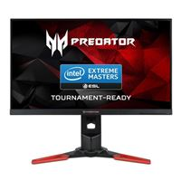 "Acer Predator XB271HU bmiprz 27"" WQHD 165Hz HDMI DP G-Sync IPS LED Gaming Monitor"