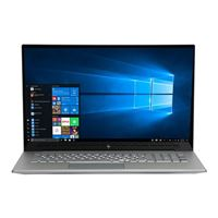 "HP ENVY 17-cg0003ca 17.3"" Laptop Computer Refurbished - Silver"