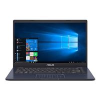 "ASUS L410MA-PS04 14"" Laptop Computer - Black"