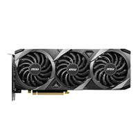 MSI NVIDIA GeForce RTX 3060 Ti Ventus 3X Overclocked Triple-Fan 8GB GDDR6 PCIe 4.0 Graphics Card