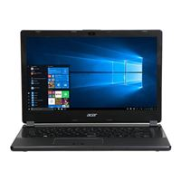 "Acer Travelmate P446 14"" Laptop Computer Off Lease - Black"