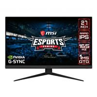 "MSI Optix G273QF 27"" WQHD 165Hz HDMI DP FreeSync/ G-Sync Compatible IPS LED Gaming Monitor"
