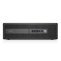 HP EliteDesk 600 G2 SFF Desktop Computer (Refurbished)