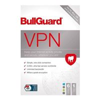 Bullguard VPN 2021 - 1 Year / 6 Devices
