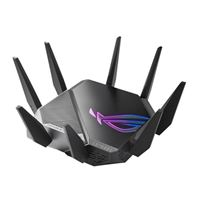 ASUS WiFi 6E Gaming Router (ROG Rapture GT-AXE11000) - Tri-Band...