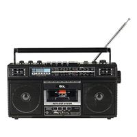 QFX J220BT Bluetooth Radio/Cassette to MP3 Converter Boombox