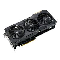 ASUS NVIDIA GeForce RTX 3060 TUF Gaming Overclocked Triple-Fan...