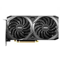 MSI NVIDIA GeForce RTX 3060 Ventus 2x Overclocked Dual-Fan 12GB GDDR6 PCIe 4.0 Graphics Card