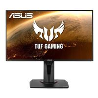 "ASUS VG259QR TUF Gaming 24.5"" Full HD 165Hz HDMI DP FreeSync/ G-Sync Compatible Extreme Low Motion Blur IPS LED Gaming Monitor"