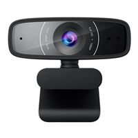 ASUS Webcam C3 1080p HD USB Camera Beamforming Microphone,...