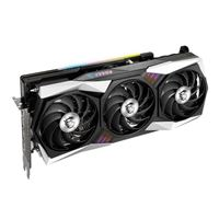 MSI AMD Radeon RX 6900 XT Gaming X Trio Triple-Fan 16GB GDDR6 PCIe 4.0 Graphics Card