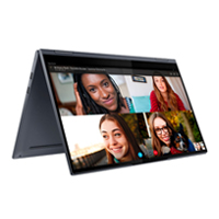 "Lenovo Yoga 7i 15.6"" 2-in-1 Laptop Computer - Gray"