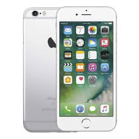 Apple iPhone 6s Unlocked 4G LTE - Silver (Refurbished) Smartphone