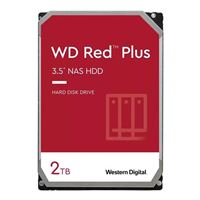 "WD 2TB Red Plus 5400RPM SATA III 6Gb/s 3.5"" Internal NAS..."
