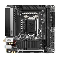 MSI H510I PRO WIFI Intel LGA 1200 Mini-ITX Motherboard