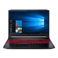 "Acer Nitro 5 AN515-55-54Q0 15.6"" Gaming Laptop Computer - Black"