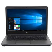 "HP ProBook 640 G1 14"" Laptop Computer Off Lease - Black"