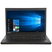 "Lenovo ThinkPad T440 14"" Laptop Computer Off Lease - Black"
