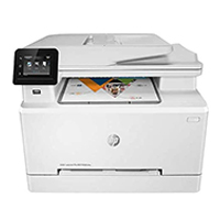 HP Color LaserJet Pro M283cdw Multifunction Laser Printer...