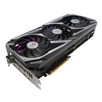 ASUS AMD Radeon RX 6700 XT ROG Strix Overclocked Triple-Fan 12GB GDDR6 PCIe 4.0 Graphics Card